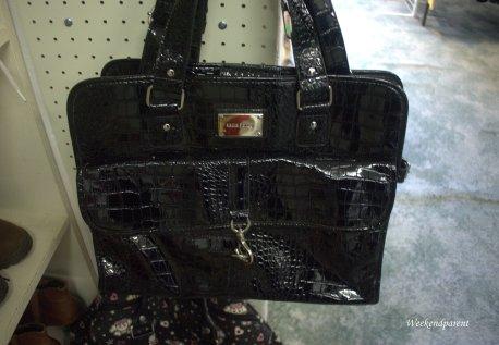 And a handbag that I looked at but put back