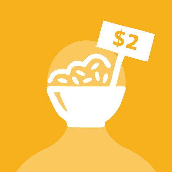 $2 bowl