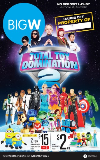 Total Toy Domination 2