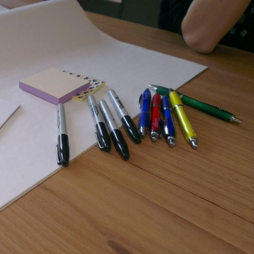 I loved my Google pen - somehow ideas just seem to be easier to write with it