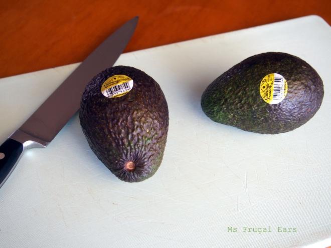 Australian avocados