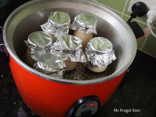 My Ta-tung electric cooker