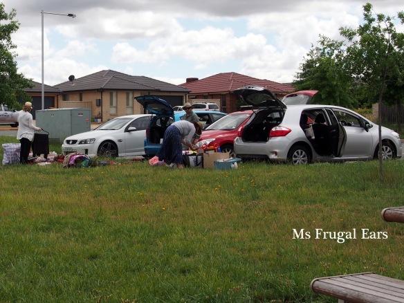 Car boot swap