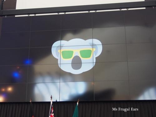 The new #AustraliaDay emoji developed by Twitter
