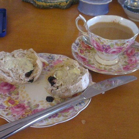 My favourite China teacup and saucer