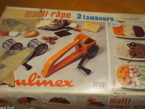 Moulinex box