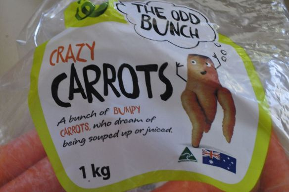 Woolworths carrots