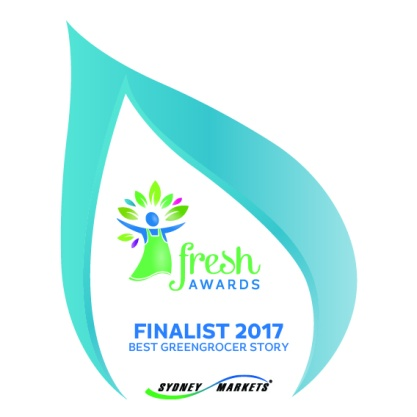 Fresh Awards Finalist 2017 - Best Greengrocer Story